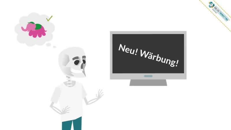 Online Marketing Ad