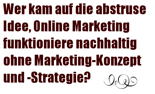 10 Online Marketing Grundlagen